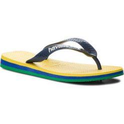 Japonki HAVAIANAS - Brasil Layers Cf 41407152197 Citrus Yellow. Klapki damskie marki Birkenstock. W wyprzedaży za 99.00 zł.