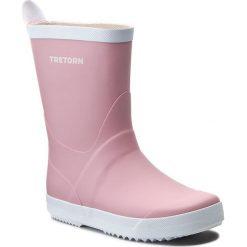 Kalosze TRETORN - Wings 47 2800 Soft Pink 02. Czerwone kozaki damskie Tretorn, z kauczuku. Za 269.00 zł.