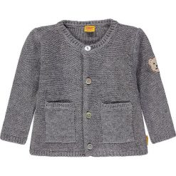 Kardigan w kolorze szarym. Swetry dla dziewczynek marki bonprix. W wyprzedaży za 147.95 zł.