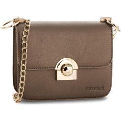 Torebka MONNARI - BAG0630-023  Gold. Żółte torebki do ręki damskie Monnari, ze skóry ekologicznej. W wyprzedaży za 139.00 zł.