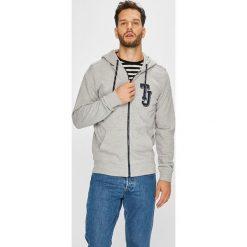 Tommy Jeans - Bluza. Szare bluzy męskie Tommy Jeans, z bawełny. W wyprzedaży za 319.90 zł.