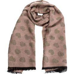 Szal TWINSET - Sciarpa OA8T1A  Pale Pink 03025. Szare szaliki i chusty damskie marki Giacomo Conti, na zimę, z tkaniny. W wyprzedaży za 239.00 zł.