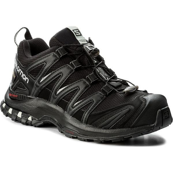 Buty SALOMON Xa Pro 3D Gtx GORE TEX 393329 20 V0 BlackBlackMineral Grey