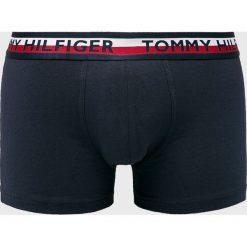 Tommy Hilfiger - Bokserki (2-pack). Czarne bokserki męskie Tommy Hilfiger, z bawełny. Za 169.90 zł.