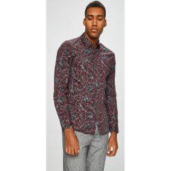 Medicine - Koszula Scandinavian Comfort. Szare koszule męskie MEDICINE, z bawełny, z klasycznym kołnierzykiem, z długim rękawem. Za 129.90 zł.