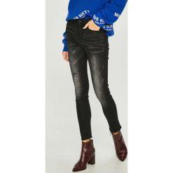 Miss Sixty - Jeansy Freddy. Czarne jeansy damskie Miss Sixty. W wyprzedaży za 439.90 zł.