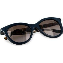 Okulary przeciwsłoneczne BOSS - 0310/S Blue Brown S9W. Okulary przeciwsłoneczne damskie Boss. W wyprzedaży za 409.00 zł.