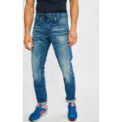 G-Star Raw - Jeansy. Niebieskie jeansy męskie G-Star Raw. Za 599.90 zł.