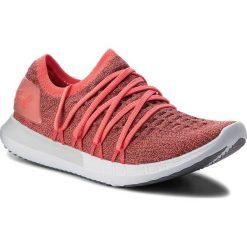 Buty UNDER ARMOUR - Ua W Speedform Slingshot 2 3000097-600 Org. Czerwone obuwie sportowe damskie Under Armour, z materiału. W wyprzedaży za 339.00 zł.