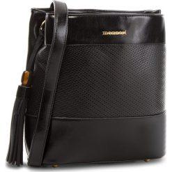 Torebka MONNARI - BAG7970-020 Black. Czarne torebki do ręki damskie Monnari, ze skóry ekologicznej. W wyprzedaży za 169.00 zł.