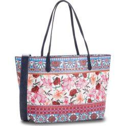 Torebka DESIGUAL - 18SAXPI5 5070. Niebieskie torebki do ręki damskie Desigual, ze skóry ekologicznej. W wyprzedaży za 249.00 zł.