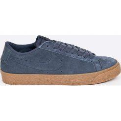 Nike Sportswear - Buty SB Zoom Blazer Low. Szare buty sportowe męskie Nike Sportswear, z gumy. W wyprzedaży za 299.90 zł.