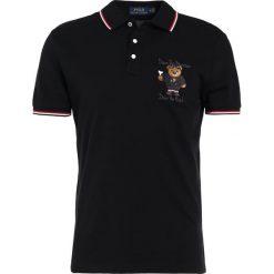 Polo Ralph Lauren Koszulka polo black. Koszulki polo męskie Polo Ralph Lauren, z bawełny, polo. Za 569.00 zł.