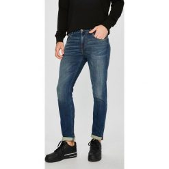 Guess Jeans - Jeansy Chris. Niebieskie jeansy męskie Guess Jeans. Za 499.90 zł.