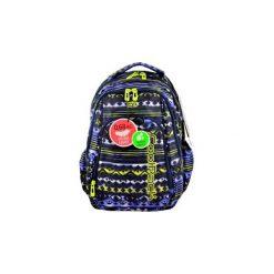Plecak młodzieżowy CoolPack STRIKE Tie Dye Blue. Niebieskia torby i plecaki dziecięce Patio, z materiału. Za 99.00 zł.
