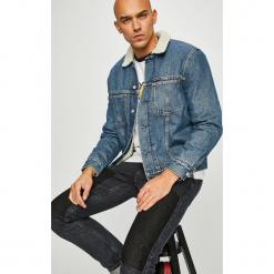 Calvin Klein Jeans - Kurtka. Szare kurtki męskie Calvin Klein Jeans, z bawełny. Za 749.90 zł.