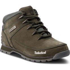 Trapery TIMBERLAND - Euro Sprint Hiker A1VR9/TB0A1VR9A581 Grape Leaf. Zielone śniegowce i trapery męskie Timberland, z gumy. W wyprzedaży za 469.00 zł.