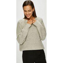 Vero Moda - Sweter. Szare swetry damskie Vero Moda. W wyprzedaży za 139.90 zł.