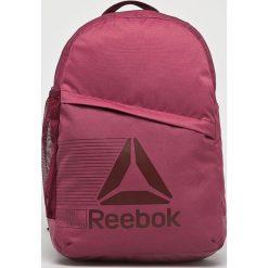 Reebok - Plecak. Czerwone plecaki damskie Reebok, z poliesteru. W wyprzedaży za 99.90 zł.