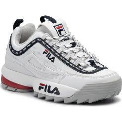 Sneakersy FILA Ray M Low 1010763.91R WhiteRose Smoke