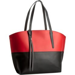 Torebka CREOLE - K10193 Czarny Czerwony. Torby na ramię damskie marki bonprix. W wyprzedaży za 249.00 zł.