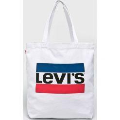 Levi's - Torebka. Brązowe torby na ramię damskie Levi's. Za 79.90 zł.