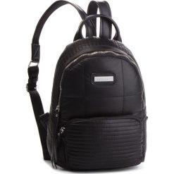 Plecak MONNARI - BAG8960-020 Black. Czarne plecaki damskie Monnari, ze skóry ekologicznej. W wyprzedaży za 199.00 zł.