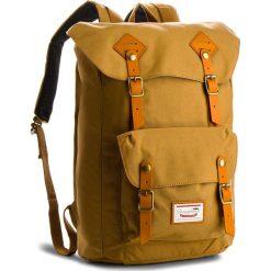 Plecak DOUGHNUT - 8077C-0030-F  Camel. Brązowe plecaki damskie Doughnut, z materiału. Za 389.00 zł.