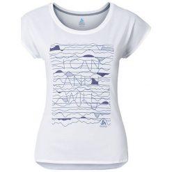 Odlo Koszulka damska Tebe biała r. XS (347651). T-shirty damskie Odlo. Za 128.74 zł.