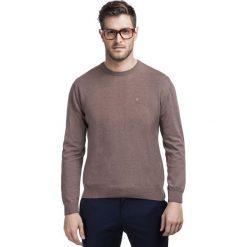 Sweter PIETRO L SWK000063. Swetry przez głowę męskie marki Pulp. Za 199.00 zł.