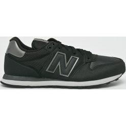 New Balance - Buty GM500SK. Czarne buty sportowe męskie New Balance, z gumy. Za 299.90 zł.