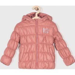 Pepe Jeans - Kurtka dziecięca Margot 104-152 cm. Różowe kurtki i płaszcze dla dziewczynek Pepe Jeans, z jeansu. Za 359.90 zł.