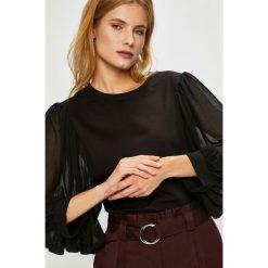 Only - Bluza. Brązowe bluzy damskie Only, z bawełny. W wyprzedaży za 99.90 zł.