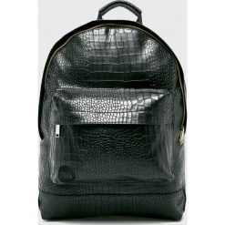 Mi-Pac - Plecak. Czarne plecaki damskie Mi-Pac, z materiału. W wyprzedaży za 199.90 zł.