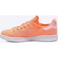 Adidas Originals - Buty Stan Smith W. Różowe obuwie sportowe damskie adidas Originals, z materiału. W wyprzedaży za 159.90 zł.