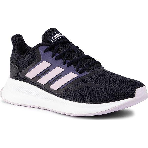 Buty adidas Runfalcon EG8626 LeginkPrptntFtwwht
