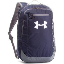 Plecak UNDER ARMOUR - Ua Hustle LDWR Backpack 1273274-410  Navy. Niebieskie plecaki damskie Under Armour, z materiału, sportowe. W wyprzedaży za 119.00 zł.