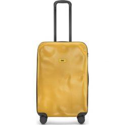 Walizka Icon średnia matowa żółta. Walizki męskie Crash Baggage. Za 1,040.00 zł.