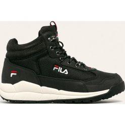 Wyprzedaż buty sportowe męskie Fila, bez zapięcia