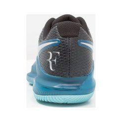 Nike Performance AIR ZOOM VAPOR X HC Obuwie multicourt green abyss/multicolor/bleach. Trekkingi męskie Nike Performance, z materiału, outdoorowe. Za 589.00 zł.