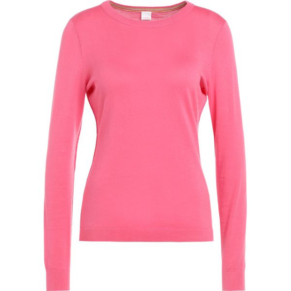 d9edad444f405 BOSS CASUAL ICUBAS Sweter bright pink - Swetry damskie marki BOSS ...