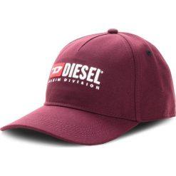 Czapka z daszkiem DIESEL - Cakerym-Max Hat 00SIIQ-0LAOI-44G Sassafras. Czerwone czapki i kapelusze męskie Diesel. Za 249.00 zł.