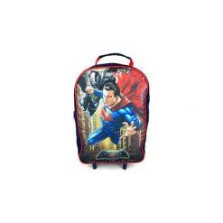 Batman Vs Spiderman Walizka Na Kółkach Plecak. Szare torby i plecaki dziecięce Świat Bajek. Za 77.91 zł.
