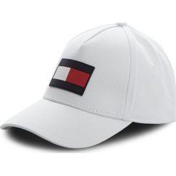 Czapka z daszkiem TOMMY HILFIGER - Th Flag Cap AM0AM03339 104. Białe czapki i kapelusze męskie Tommy Hilfiger. Za 179.00 zł.