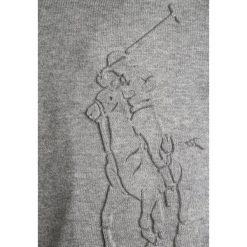 Polo Ralph Lauren BIG  Bluza z kapturem andover heather. Bluzy dla chłopców Polo Ralph Lauren, z bawełny. Za 399.00 zł.
