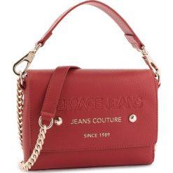 Torebka VERSACE JEANS - E1VSBBSA 70789 500. Czerwone torebki do ręki damskie Versace Jeans, z jeansu. Za 609.00 zł.