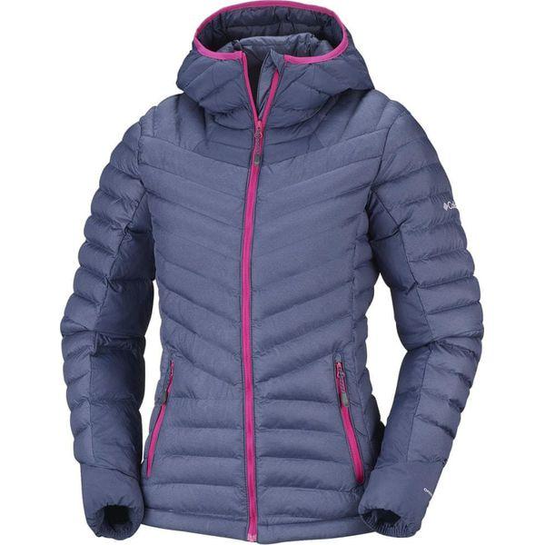 najlepsze podejście najlepsze buty najniższa cena COLUMBIA kurtka zimowa damska Windgates Hooded Jacket Nocturnal Heather S