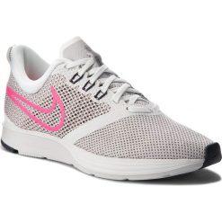 Buty NIKE - Zoom Strike AJ0188 101 Summit White/Pink Blast. Obuwie sportowe damskie marki Nike. W wyprzedaży za 289.00 zł.