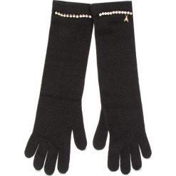 Rękawiczki Damskie PATRIZIA PEPE - 2V8387/A3IP-I2XH Black/Shiny Crystal. Czarne rękawiczki damskie Patrizia Pepe, z kaszmiru. Za 339.00 zł.