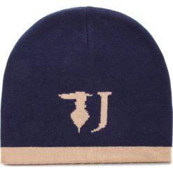 Czapka TRUSSARDI JEANS - Hat Logo Mixed 57Z00099 U605. Niebieskie czapki i kapelusze męskie TRUSSARDI JEANS. Za 169.00 zł.